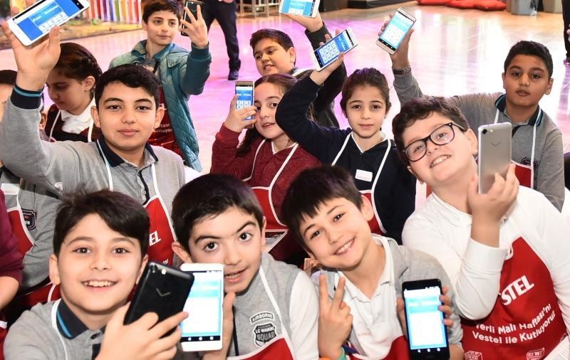 Photo of Vestel, Yerli Malı ve Tutum Haftası'nı çocuklarla beraber kutladı