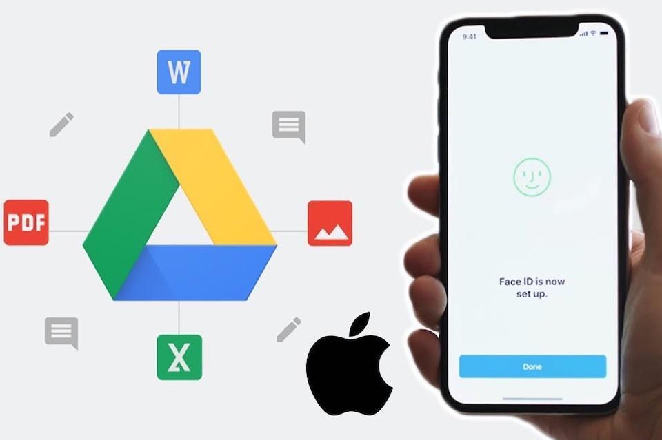 Photo of Google Drive, iPhone ve iPad'e biyometrik koruma ekledi